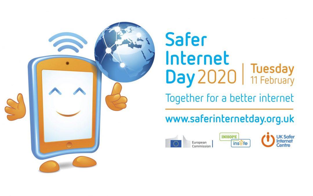 Be safe online!