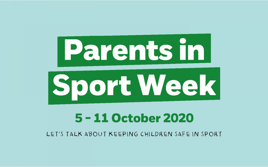 NSPCC Parents in Sport Week